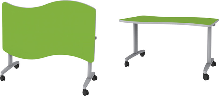 ARTCOBELL<br>T-Leg Table: Expanse<br>More flexibility. More freedom.