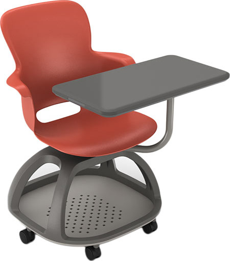 HASKELL<br>Ethos Chair<br>360° swiveling for 360° teaching
